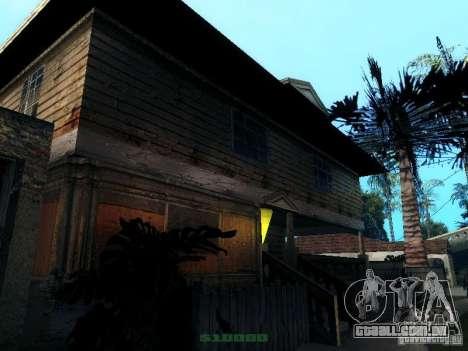 ENBSeries v1 para GTA San Andreas sexta tela