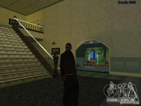 Winter bmyst para GTA San Andreas segunda tela