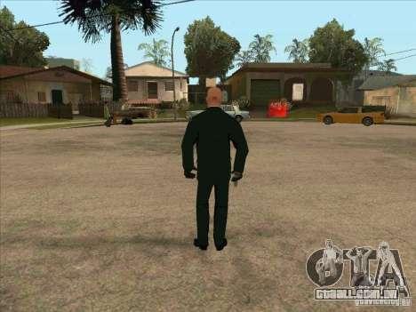 Hitman: Codename 47 para GTA San Andreas terceira tela