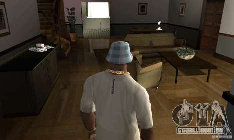 Novos esconderijos interiores para GTA San Andreas segunda tela