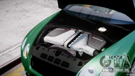 Bentley Continental GT para GTA 4 rodas
