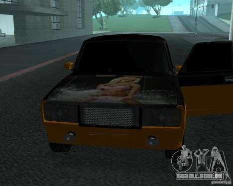 VAZ 21053 tuning para GTA San Andreas