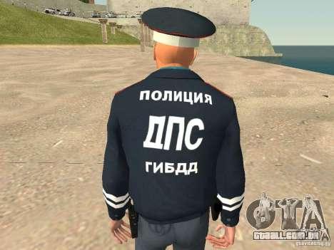 Major DPS para GTA San Andreas sétima tela