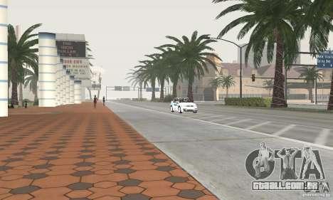Project Oblivion Palm para GTA San Andreas terceira tela