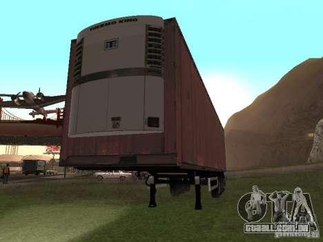 Novo trailer para GTA San Andreas vista inferior