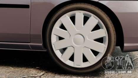 Suzuki Liana GLX 2002 para GTA 4 vista direita