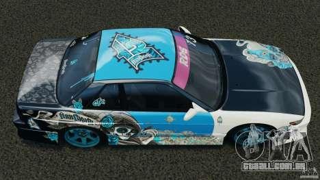 Nissan Silvia S13 Non-Grata [Final] para GTA 4 vista direita