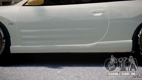 Mitsubishi Eclipse GTS Coupe para GTA 4 interior