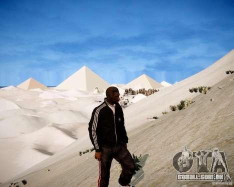 Black Niko para GTA 4 quinto tela