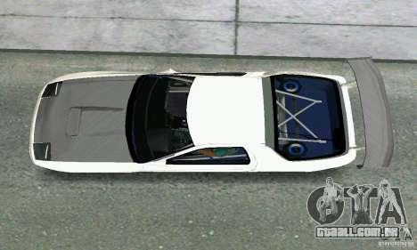 Mazda Savanna RX-7 FC3S para GTA Vice City vista direita
