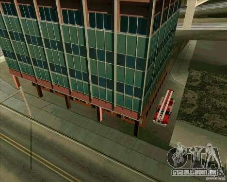 Veículos estacionados v 2.0 para GTA San Andreas por diante tela