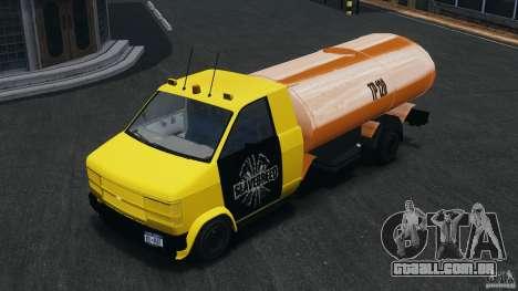 Chevrolet Yankee v1.0 [Beta] para GTA 4 vista inferior