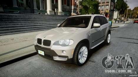 BMW X5 Experience Version 2009 Wheels 223M para GTA 4