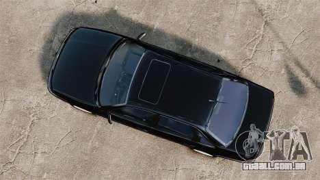 Volkswagen Passat B4 para GTA 4 vista direita