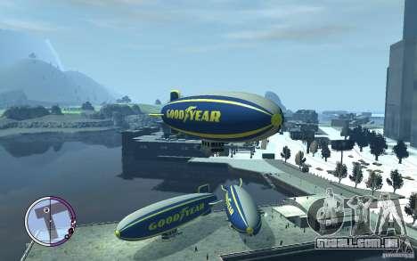 Dirigível para GTA 4