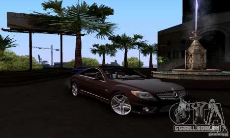 Mercedes-Benz CL65 AMG E.U. para GTA San Andreas