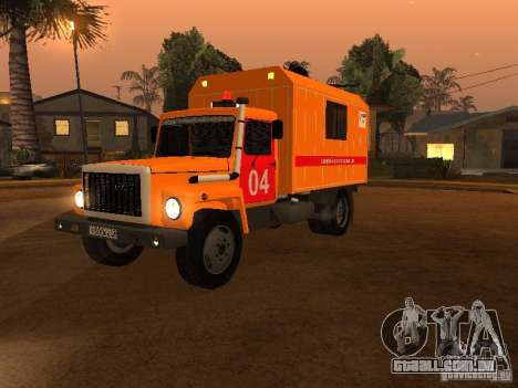 3309 Gaz; para GTA San Andreas