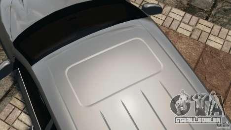 Porsche Cayenne Turbo 2003 para GTA 4 motor