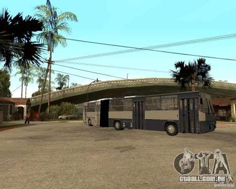 IKARUS 280 para GTA San Andreas esquerda vista