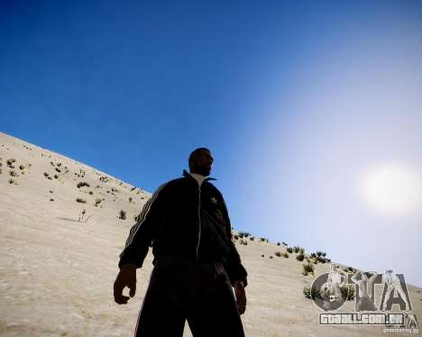 Black Niko para GTA 4 segundo screenshot