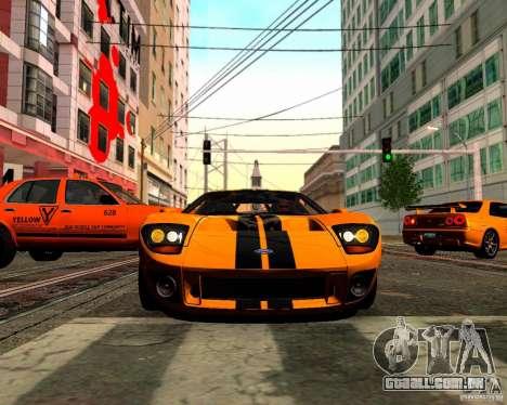 Real World ENBSeries v2.0 para GTA San Andreas
