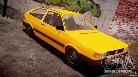 Volkswagen Gol GL para GTA 4