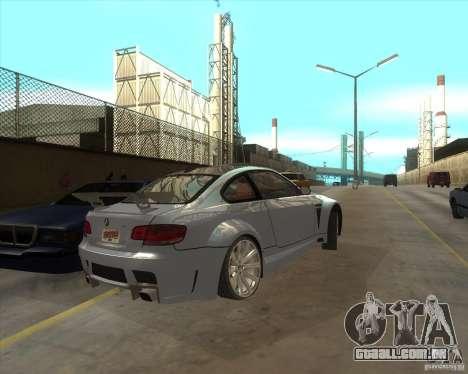 MOD de Jyrki para GTA San Andreas twelth tela