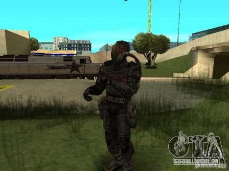 Membro considera em traje para GTA San Andreas terceira tela