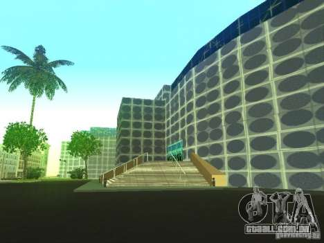 Novo edifício em LS para GTA San Andreas quinto tela