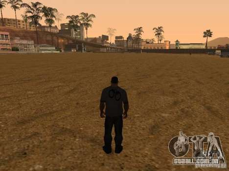 HD Santa Maria Beach para GTA San Andreas