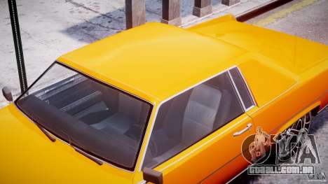 Manana Tuned para GTA 4