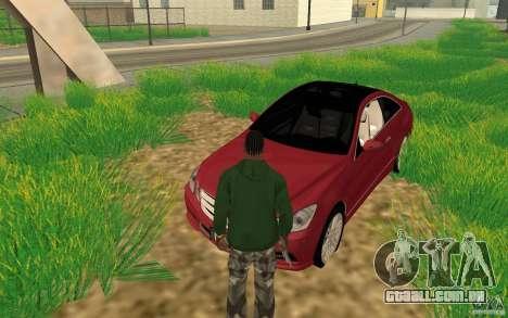 CLEO mod: CJ pode reparar o carro para GTA San Andreas