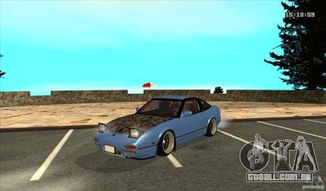 Nissan 240SX JDM para GTA San Andreas