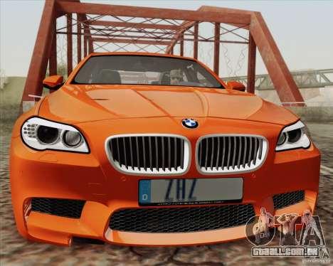 New Carcols para GTA San Andreas segunda tela