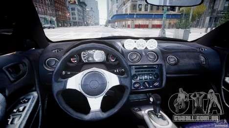 Mitsubishi Eclipse GTS Coupe para GTA 4 vista direita