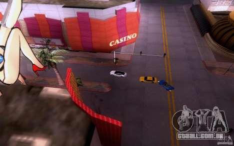 ENBSeries by muSHa v1.5 para GTA San Andreas quinto tela