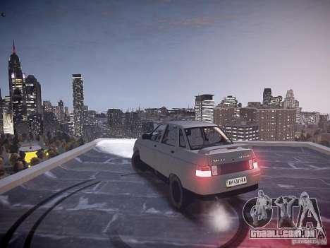 VAZ-21103 para GTA 4 vista direita