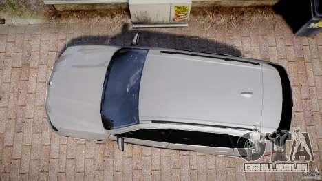 BMW X5 xDrive 4.8i 2009 v1.1 para GTA 4 vista direita