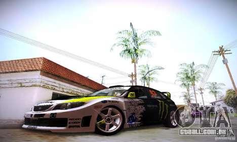 New El Corona para GTA San Andreas por diante tela