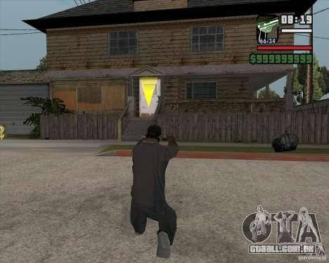 9mm x 19 para GTA San Andreas terceira tela
