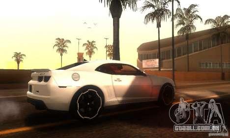 ENB by rybamolot para GTA San Andreas terceira tela