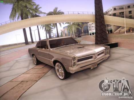 CamHack v1.2 para GTA San Andreas terceira tela