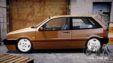 Fiat Tipo 1990 para GTA 4 vista interior