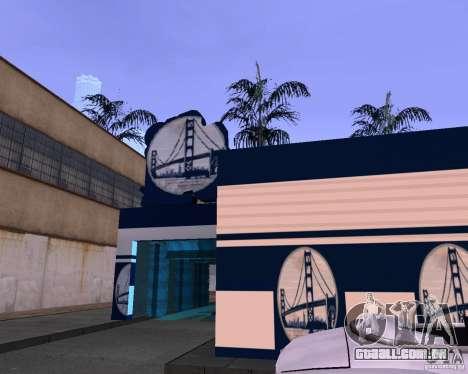 Enchimento de Liberty City para GTA San Andreas segunda tela