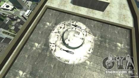UFO ufo textured para GTA 4 vista direita