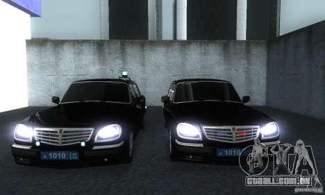 GAZ Volga 31105 advogado para GTA San Andreas