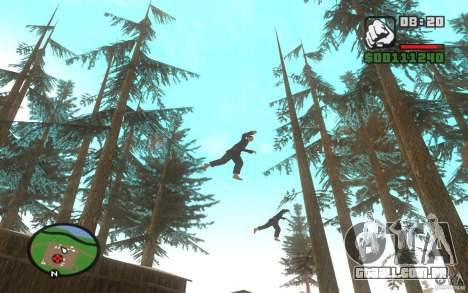 Mortal Kombat para GTA San Andreas