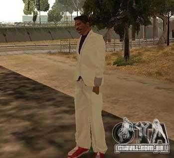 Lance para GTA San Andreas