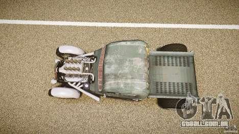 Ford Ratrod 1936 para GTA 4 vista direita
