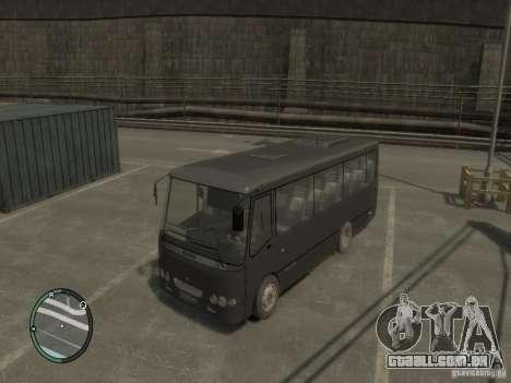 Isuzu Bogdan A09202 para GTA 4